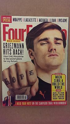 Four Four Two Magazine August 2017 (BRAND NEW ISSUE)