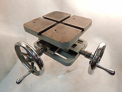 Atlas Xy Universal Compound Vise Cross Slide Guaranteed And Returnable
