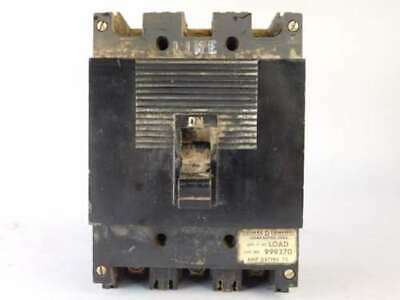 Square D 3-Pole, 70 Amp, Circuit Breaker 999370