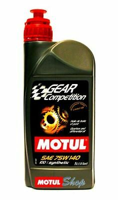 Motul Gear Competition 75W140 1 Liter