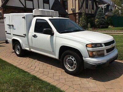 2009 Chevrolet Colorado Catering delivery truck 2009 Chevrolet Colorado Food Delivery Truck w/Fridge &Oven unit 48k miles
