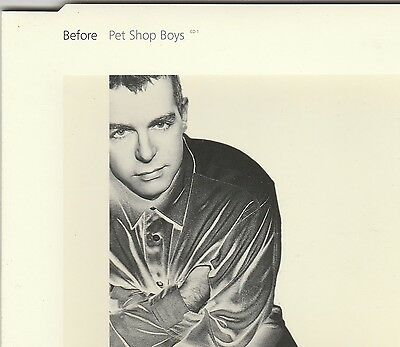 pet shop boys say it to me rare 9 mix cd promo new. Black Bedroom Furniture Sets. Home Design Ideas