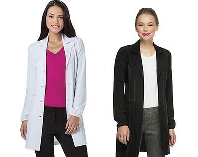 Heartsoul Lab Coat Scrubs 20402 Lab-solutely Fabulous Choose Color,Sizes NWT