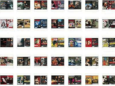 Wholesale Lot of Mostly Horror DVDs Pick Your Own From 70 + Shriek Show Titles