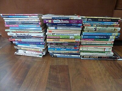 60 Accelerated Reader Chapter Books 4th 5th 6th AR 4 5 6; class set