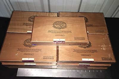 Padron Cigars 7000 Wooden Cigar Boxes! LOT OF 13! 12x7x2 A