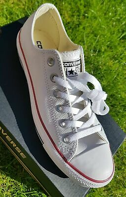 1b7cd90a80f053 Converse Unisex Adult Chuck Taylor All Star Core Ox Trainers Size 6 Men 8  Womens