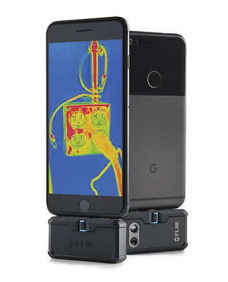 FLIR One Pro (Gen 3) Thermal Imaging Attachment for ANDROID Aust Distributor