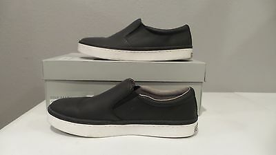 New Nib Mens Cole Haan Falmouth Leather Sz10.5 Slip On Shoe Leather Loafers