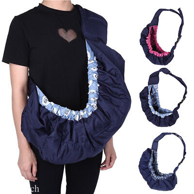 Comfortable  Baby Sling Carrier Ring Wrap Nursing Pouch Front Infant Hot Sale