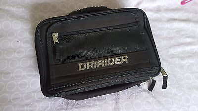 Dririder magnetic tank bag motorcycle