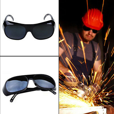 Light Cutting Welding Goggles Sunglasses Welder Protective Safety Goggles Black