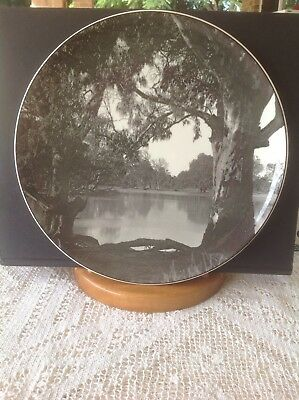 "Royal Doulton ""Murray River Gums"" Plate"