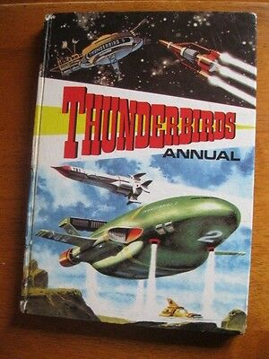 Thunderbirds Annual 1966 (First) Missing Last Two Pages