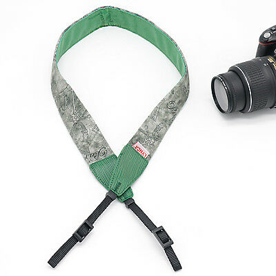 Camera Shoulder Neck Strap Belt fr Nikon Sony Panasonic SLR DSLR Stripe LP-02