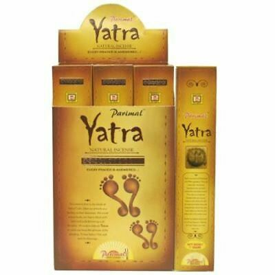 Yatra Incense Sticks - 15 Grams Packet - Our Best Selling Incense Sticks