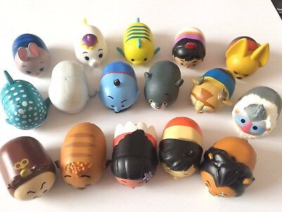Tsum Tsum Series 4 - Squishies - 75P Max Comb 1St Post - Pick From List
