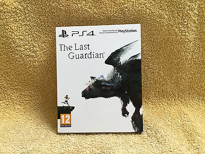 Jeu Playstation 4 The Last Guardian steelbook edition collector PS4 game