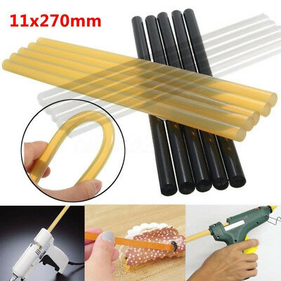 5PCS PDR Tools Glue Sticks Paintless Dent Repair Puller Car Body Hail Removal