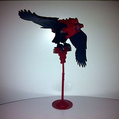 Vintage Masters of the Universe Screech 100% Complete. He-Man MOTU
