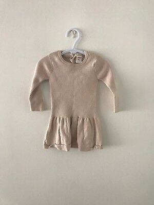 Seed Baby Dress Size 0 6-12 Months