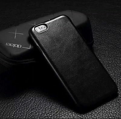 New Slim PU Leather Case Soft Bumper Luxury Cover For Apple iPhone 6 6s 7 Plus