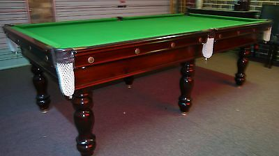 Billiard Table 8/4 slate with all accessories,