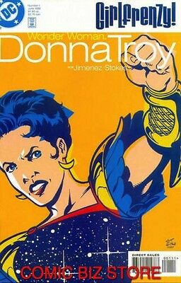 Wonder Woman: Donna Troy #1 (1998) Dc Comics