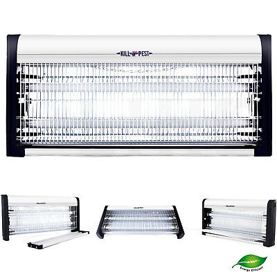 Electric Fly Insect Killer Pest Control Catcher Lamp Bug Zapper Trap 40W