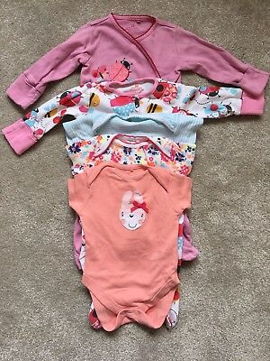 Next baby girl Newborn bundle 0-3 Months
