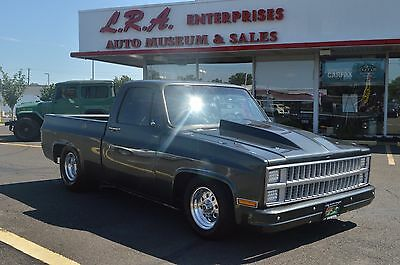 1982 Chevrolet C-10 C 10 CHEVY C 10 355 600HP BUILT FOR SPEED AND THE TRACK NO RESERVE