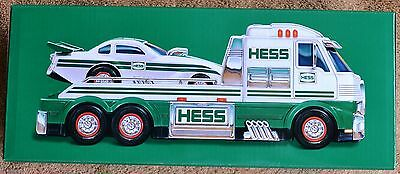 New Pull Back Vehicles 2016 Hess Toy Truck and Dragster