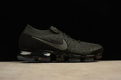 NIKE AIR VaporMax Air Max 2018V Men's Running Trainers Shoes Blue black