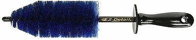 Mini EZ Detail Alloy Wheel Brush - High Quality Car Detailing Cleaning Valeting