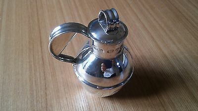Very Rare solid silver(958) Guernsey Milk Can ,Made in Guernsey