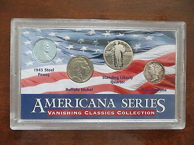 Americana Series Vanishing Classics 4 Coin Collection