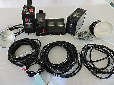 Lumedyne Next Generation Lighting Kit System 244 400 watt