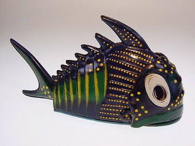 """monsterfish"" Lakeside Toys  Japan, Friction Ok, Sehr Gut/very Good !"