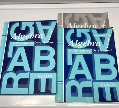 Saxon algebra 2 set third edition textbook answer key testing saxon algebra 12 set third editiontextbook test form answer fandeluxe Choice Image