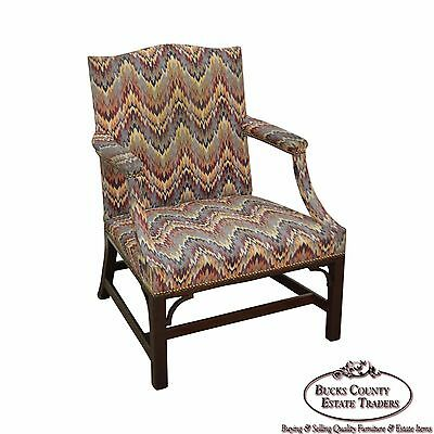 Kittinger Colonial Williamsburg Chippendale Style Arm Chair (CW-14)