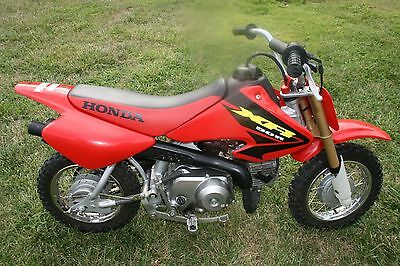2003 Honda XR  2003 Honda XR50R Very Low Hours Mint Condition
