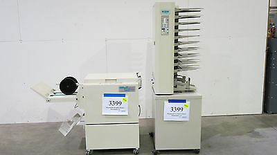 Plockmatic 75 MBM BookletPro 7500 Bookletmaker with Collator