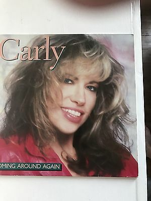 Carly Simon Coming Round Again LP