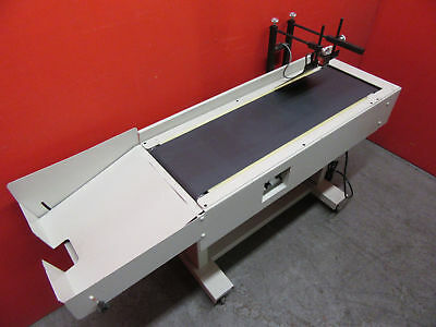 Mailcrafters 6ft Weight Conveyor Belt for 1200/1200X/9800/9800L Inserting System