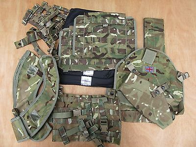 MTP Osprey Vest extras.  Brassards, Plate Covers, Ancills set, Ops. Panel etc.