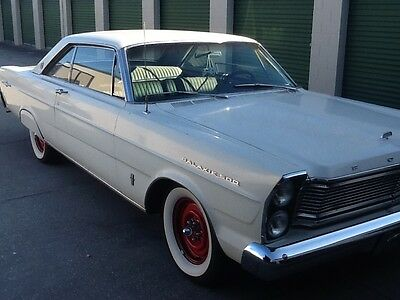 1965 Ford Galaxie 500 ltd 1965 ford galaxie 500 No Reserve No Reserve