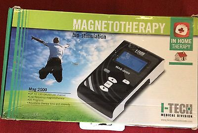 I-TECH MAG 2000 - Magnetotherapy low frequency Bio Therapy