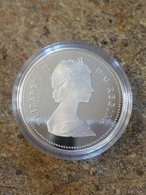1911 2011 Canadian Special Edition Proof Silver 1 25 175