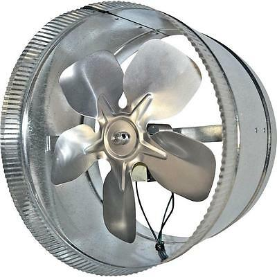 Suncourt Inductor 12 in. In-Line Duct Fan DB212