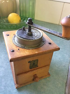 Vintage crosser Coffee Grinder